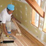 床リフォームで無垢材を使用する際のメリッ