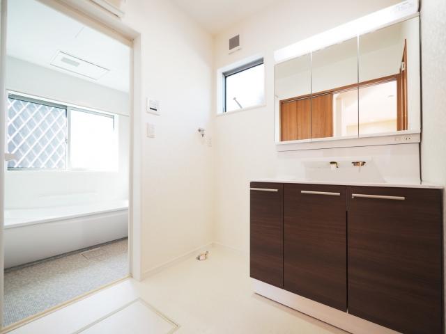洗面所と脱衣所を分けるおすすめパターン
