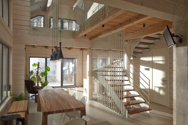 階段のタイプ4種類をご紹介!