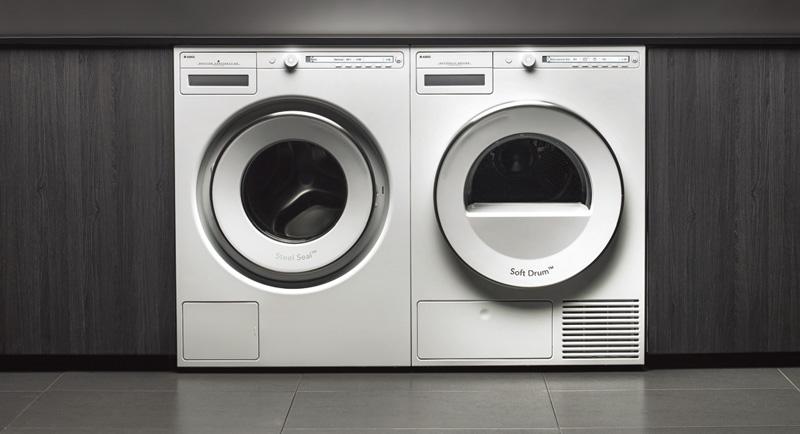 海外風で憧れる!~ビルトイン洗濯機のメリット・デメリット~